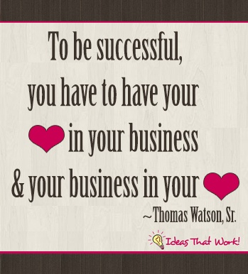 to be successful quote