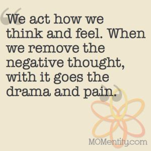 we-act-how-we-think-and-feel-quote